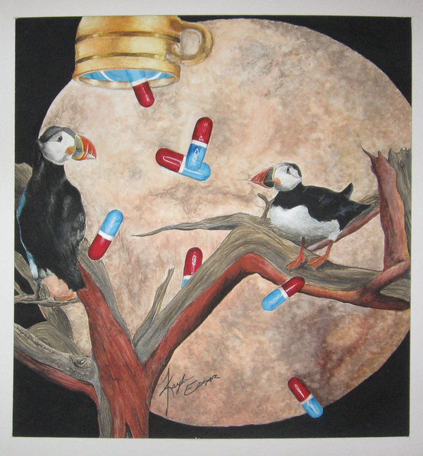 Puffins_n_Pills_by_Kayla_Noel